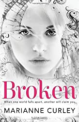 Broken by Marianne Curley (2014-03-13)