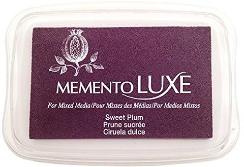 Tsukineko Memento Luxe Mixed Media Ink Pad