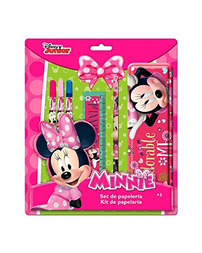 DISNEY MINNIE Schreibset mit Metall (Halloween Original Filme Disney)