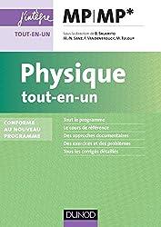 Physique tout-en-un MP-MP* - nouveau programme 2014
