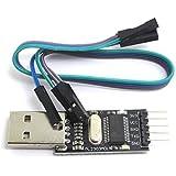 module convertisseur PL2303HX USB - TTL converter + Cables Dupont wire