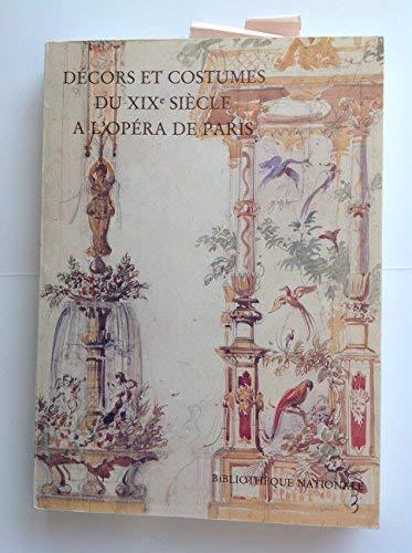 decors et costumes du XIXe siecle. ()