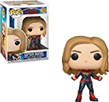 Funko 36341 POP Captain Marvel Figurine à Tête Branlante, Multicolore, Modèle Assorti