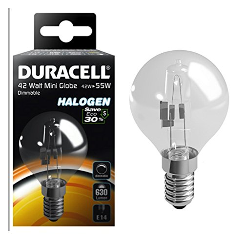 duracell-golfball-42w-60w-halogen-eco-energy-saving-bulb-pack-of-10-golfball-ses-e14