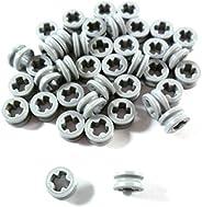 "40 Stück LEGO TECHNIC ""Stopper klein 1/2"" in Neu"