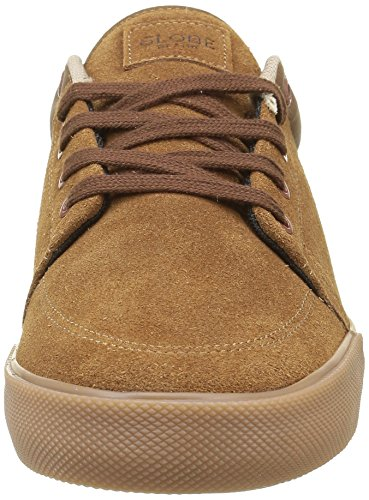 Globe Herren Gs Low-Top Braun (toffee/gum)