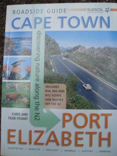 Sasol Roadside Guide: Cape Town to Port Elizabeth