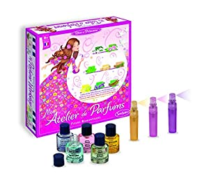 Sentosphère - 141 - Kit de cosméticos - Taller de mi perfume - Flores románticas