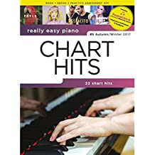 Really Easy Piano: Chart Hits - 5 Autumn/Winter 2017