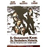 RKO 281: The Battle Over Citizen Kane (El Ciudadano Kane: Su Verdadera Historia) [NTSC/REGION 1 & 4 DVD. Import-Latin America] Spanish cover/subtitles