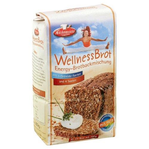 Bielmeier - Küchenmeister Brotbackmischung Energy:...