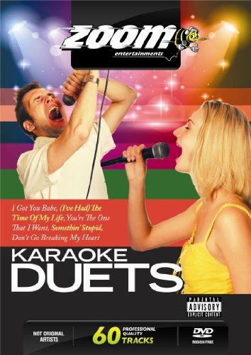 Zoom Duets Karaoke DVD