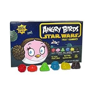 Angry Birds Star Wars Fruit Gummies 3.5 OZ (99g)