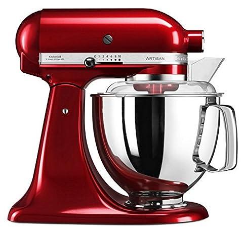 Kitchen Aid Artisan - KitchenAid 5KSM175PSECA Artisan Robot de cuisine professionnel