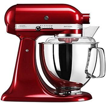 Amazon.de: KitchenAid 5KSM125EER, Artisan Küchenmaschine mit ...