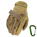 MECHANIX WEAR M-PACT Tactical Einsatz-Handschuh, optimaler Schutz, atmungsaktiv beste Passform +...