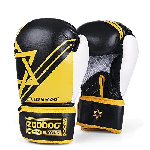 Flexzion Guantes Boxeo formación Sparring Pro Muay