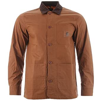 Veste Carhartt Devon Brown Tobacco Small