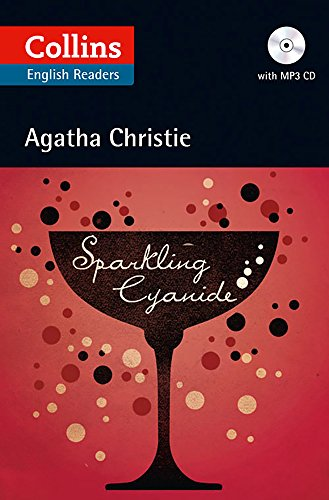 Book cover for Sparkling Cyanide
