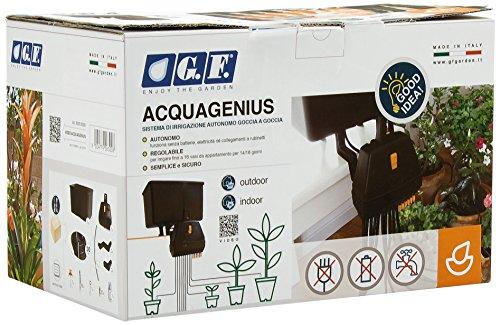 G.F. 8000-6300 Acquagenius Sistema di Irrigazione a Goccia per Piante da Appartamento