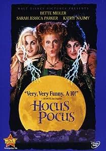 Hocus Pocus [DVD] [1993] [Region 1] [US Import] [NTSC]
