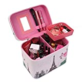 Longless cosmetico box cosmetici multifunzionali cosmetici a mano scatola di immagazzinaggio Ms.