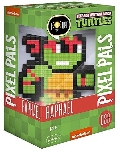 PDP 033Pixel Pals–TMNT–Raphael