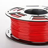 Stronghero3D desktop fdm 3d printer filament pla rouge 1.75mm 1kg (2.2 lbs) Précision de +/- 0.05 mm
