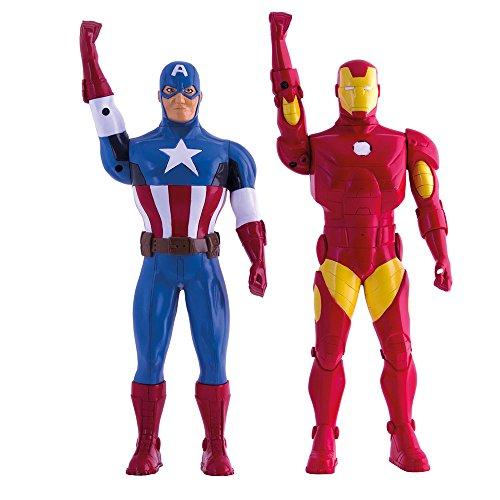 IMC Toys - 390133AV1 - Walkie Talkie personaggi Avengers 2.4 Ghz