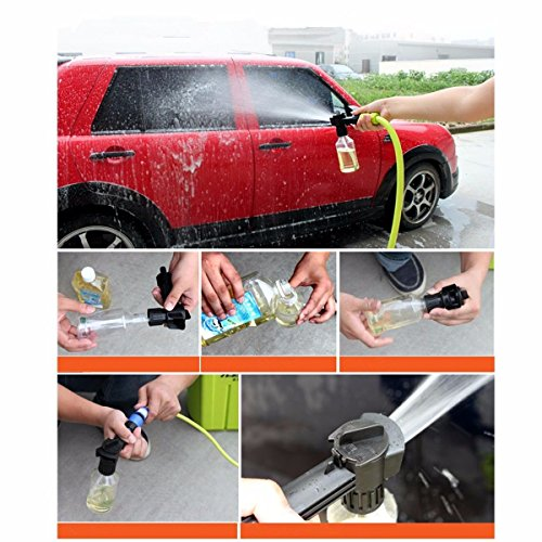 Generic yanhong-uk3-151113-241yh5290yh Spender UK Rohr Schaumstoff ER Düse D New Car Wash Hohe New Car W Sprayer Düse Wasser PI Druck Wasser Hohe Pre Spender UK