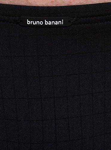 Bruno Banani controllare linestring 3 Pack - 3 colori per la selezione S - fino a 2XL Nero