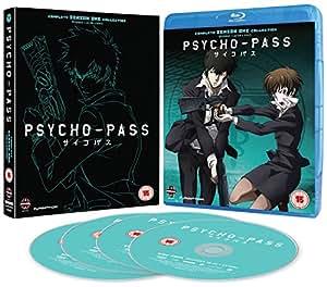 Psycho-Pass: Complete Series Collection [Blu-ray] [Edizione: Regno Unito]