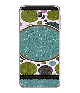 Fuson Designer Back Case Cover for Samsung On7 (2016) New Edition For 2017 :: Samsung Galaxy On 5 (2017) (Hearts Spades Coffee Red Love )