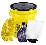 Meguiar's MEGUIARS Shampoo NXT Car Wash & Wascheimer + Deckel & Waschhandschuh