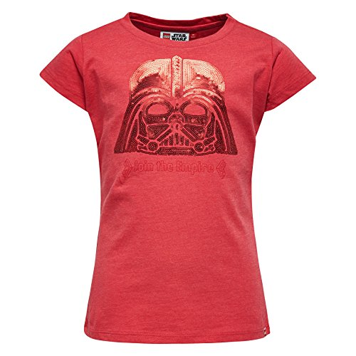 Lego Wear Mädchen T-Shirt Star Wars Tallys 353-T-SHIRT, -
