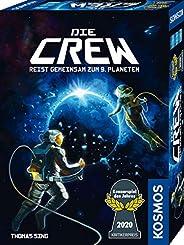 Kosmos 691868 Die Crew - Reist gemeinsam zum 9. Planten, Kennerspiel des Jahres 2020, kooperatives Kartenspiel