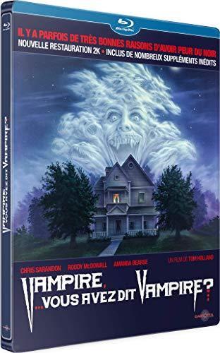 Image de Vampire, ...vous avez dit vampire ? [Édition SteelBook]