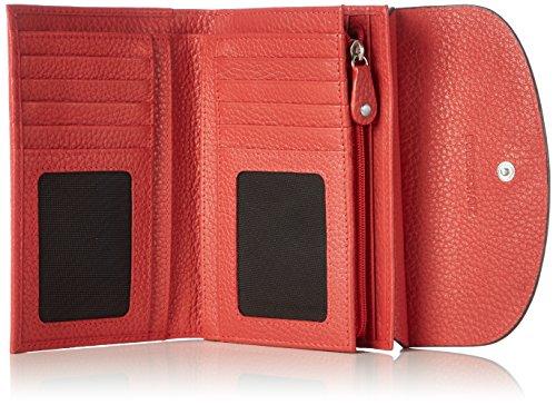 Bodenschatz - Wallet, Portafogli Donna Rosso (Red)