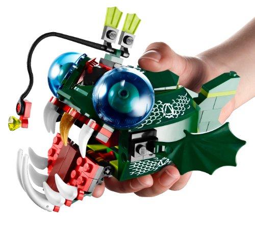 Imagen 5 de LEGO Atlantis 7978 - Ataque al Pescador (ref. 4584112)