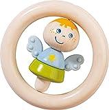 Haba 301976 Greifling Schutzengel Anton, Kleinkindspielzeug
