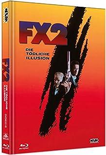 F/X 2 - die tödliche Illusion - uncut (Blu-Ray+DVD) auf 333 limitiertes Mediabook Cover B [Limited Collector's Edition]