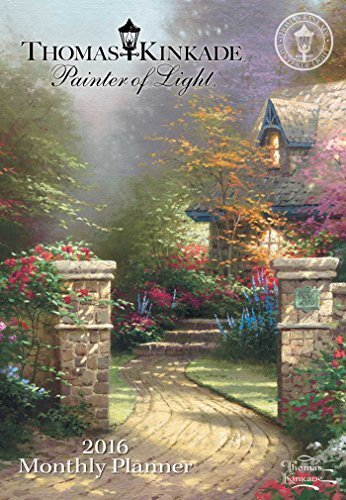 Thomas Kinkade Painter of Light 2016 Monthly Pocket Planner by Andrews McMeel Publishing Ltd (2015-08-01)