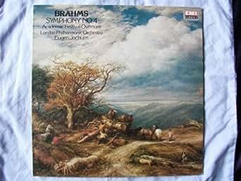 EMX 2026 Brahms Symphony 4 LPO Eugen Jochum LP