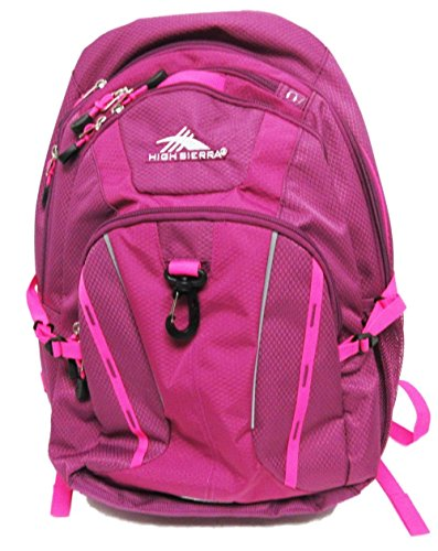 Top High Sierra Riprap Lifestyle Backpack-Pink Review