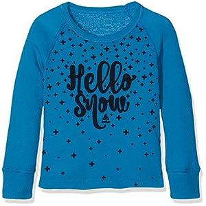 Odlo Kinder Shirt L/S Crew Neck Warm Trend Kids (SMA Ski-unterhemd