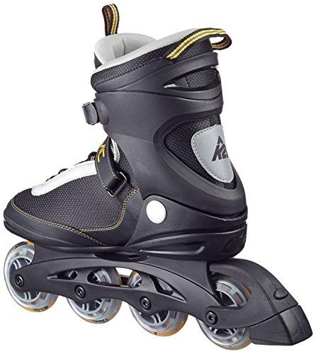 K2 Herren Inline Skate Seismic M, mehrfarbig, 10.5, 30A0727.1.1.105 -