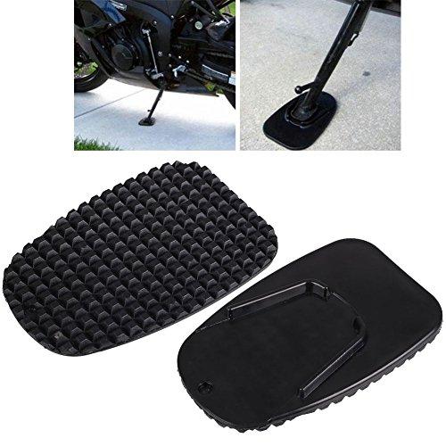 Sedeta® Soporte de Bici de la Motocicleta Placa Lateral del Motor Pata...