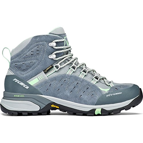 Tecnica  T-cross High Gtxョ Ws, chaussures de marche femme gris