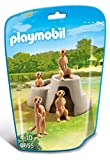 Playmobil 6655 City Life Meerkats(Multi Color)
