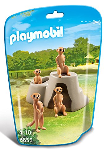 Playmobil - Suricates 66550